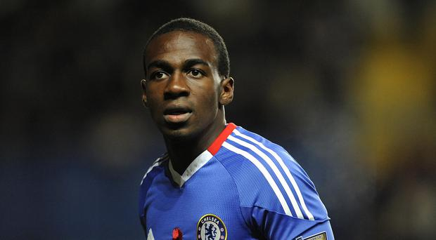 Gael Kakuta signed for Chelsea in 2007 but has only made six senior appearances for the club