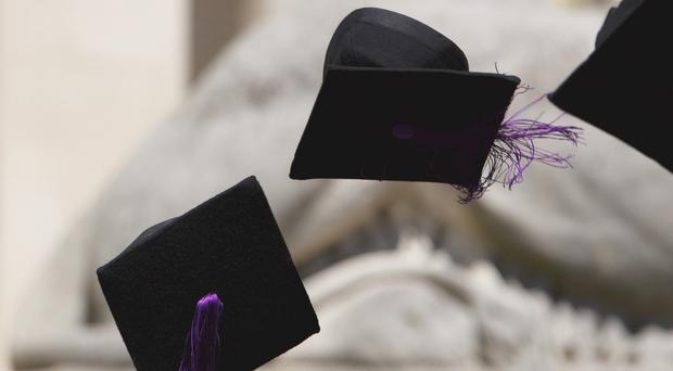 The number of students satisfied with their degree is at a record high, figures show