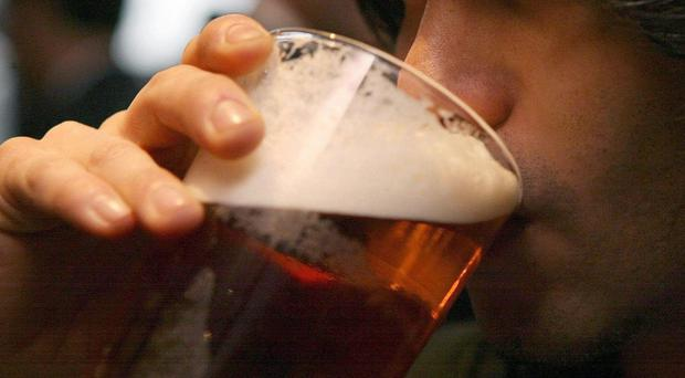 The amount of alcohol consumed in the UK has fallen by almost a fifth over the past decade while beer sales have witnessed a rise