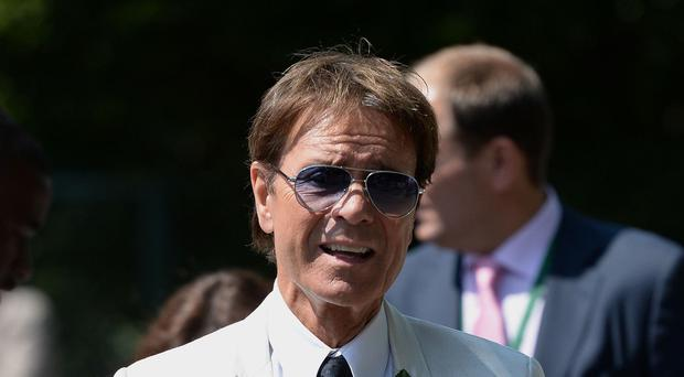 Denial: Sir Cliff Richard