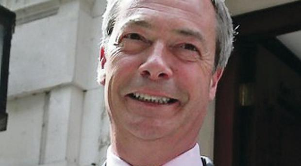 Candidacy: Nigel Farage