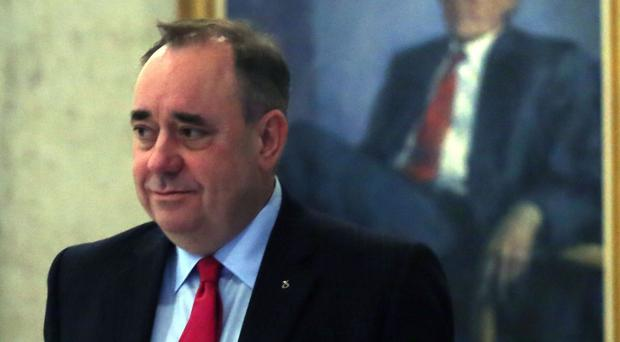 Alex Salmond is expected to say a Yes vote in the referendum will build 'a more prosperous and fairer Scotland'