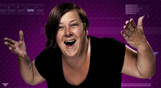 Deirdre Kelly is taking part in the latest series of Celebrity Big Brother (Channel 5/PA)