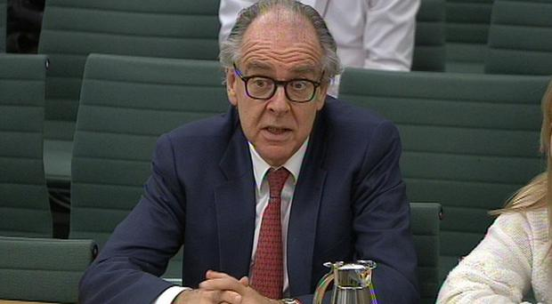 Lord Falconer said it was time for