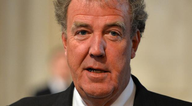 Clarkson said his doctor had told him a lump on his tongue was likely cancer.