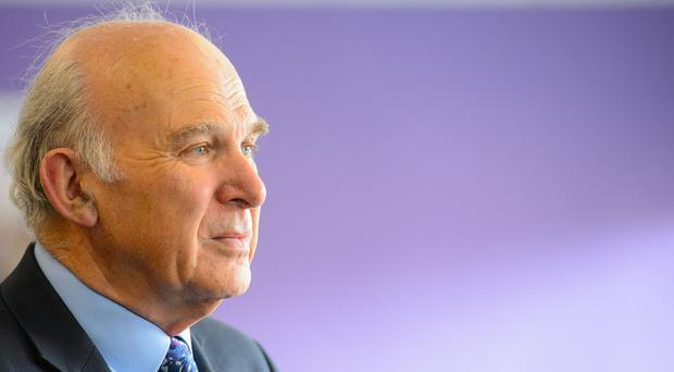 Vince Cable is leading efforts to curb