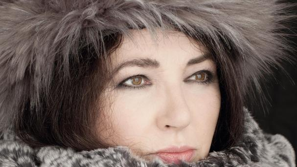 Kate Bush is back on stage after 35 years