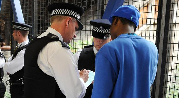 The Metropolitan Police is to publish the results of stop and search incidents