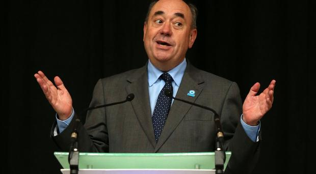 Alex Salmond is said to have boosted the Yes campaign in the final head-to-head independence debate