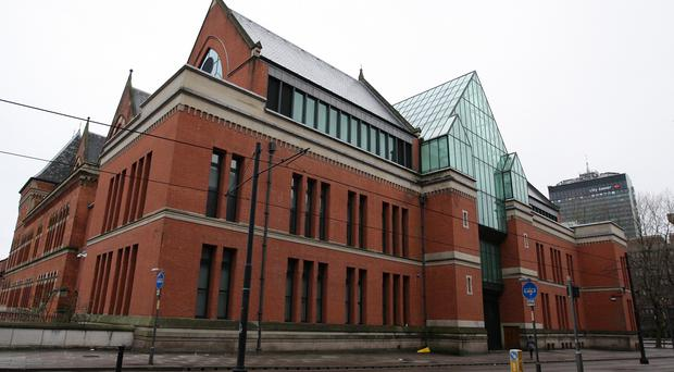 Morris was jailed at Manchester's Minshull Street Crown Court