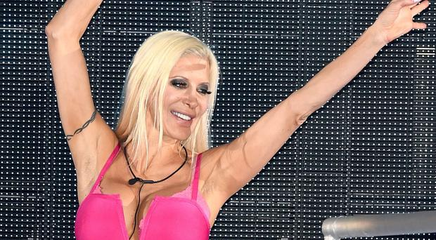 Angelique Frenchy Morgan has been evicted from the Celebrity Big Brother house