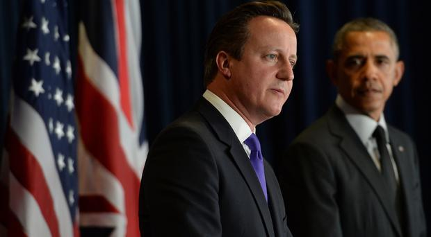 David Cameron and Barack Obama have written a joint article ahead of the Nato summit