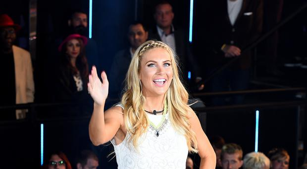 Stephanie Pratt has left the Celebrity Big Brother house