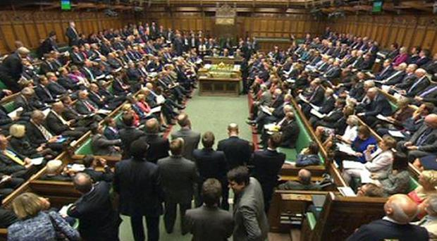 MPs' salaries have fallen behind, says the expenses watchdog
