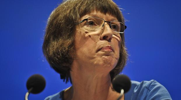 Frances O'Grady says Britain needs a pay rise