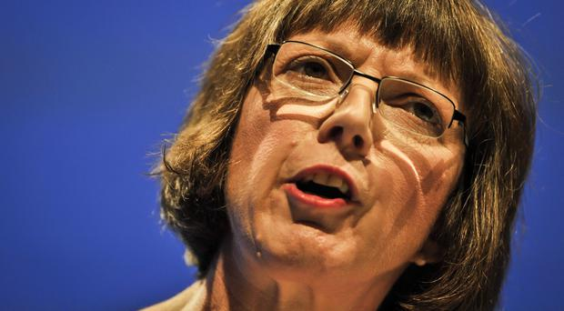 Frances O'Grady said Conservative manifesto proposals raising the turnout threshold in ballots to 50% would