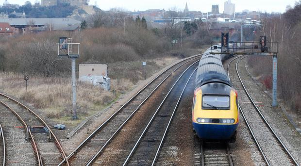 The TSSA union said only 51.7% of long distance trains arrived on time last year