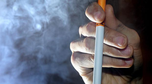 Children are at risk from exposure to concentrated nicotine from e-cigarettes, health experts have warned