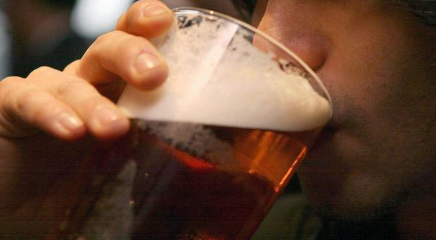 Britons spend almost a year of their lives nursing a hangover, a survey has found