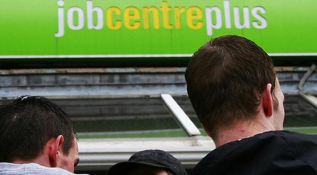 Unemployment in Northern Ireland has fallen for the 22nd month in a row, but young people are being left behind as the over-50s are stealing their jobs