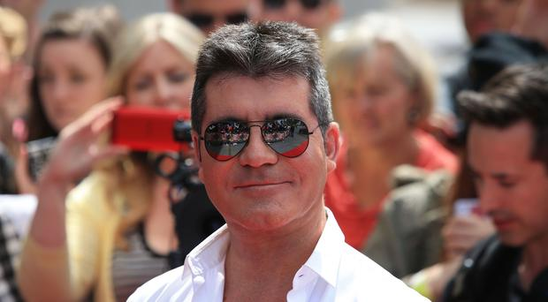 X Factor boss Simon Cowell previously conceded that Strictly had won