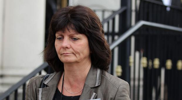 Joyce Thacker has been urged by MPs to step down