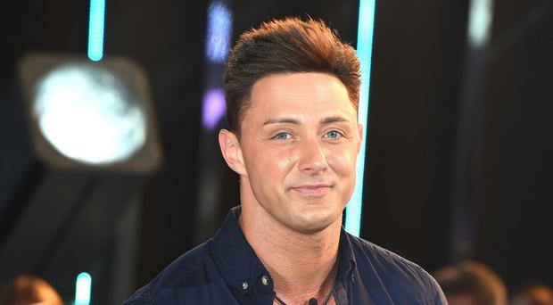 Ricci Guarnaccio and Lauren Goodger have been voted out of the Celebrity Big Brother house