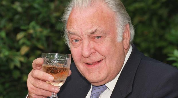 Actor Sir Donald Sinden has died aged 90