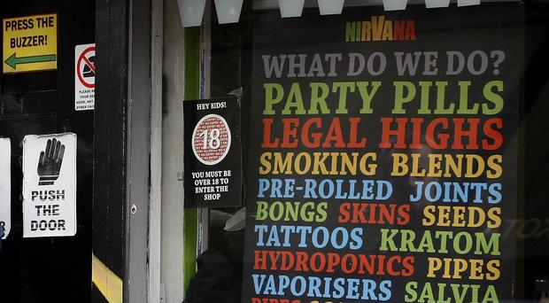 Irish legislation has effectively eliminated all so-called headshops that sell legal highs, the LGA said