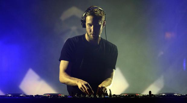 Calvin Harris has notched his fifth number one as a lead artist