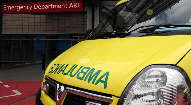 A totoal of 65,970 workers in the health, emergency service and transport sectors were attacked on duty in the last three years, figures show