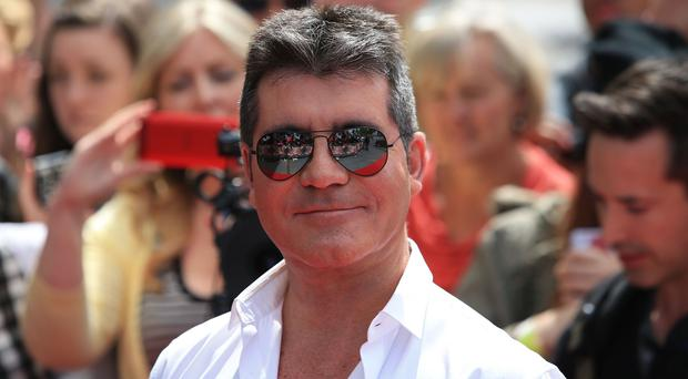 Simon Cowell's return to the X Factor has not boosted viewing figures