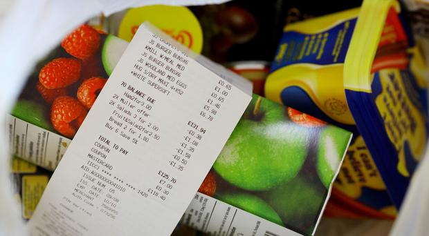 An ongoing supermarket price war is expected to help keep inflation figures low