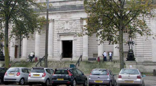 Cardiff Crown Court heard the man lived in squalid conditions
