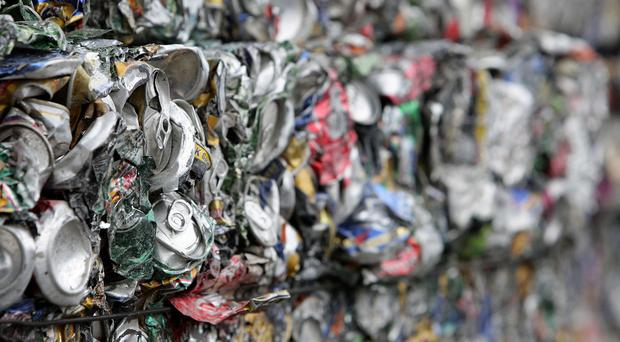 The need for councils to reduce the amount of waste going to landfill follows a European Union directive.