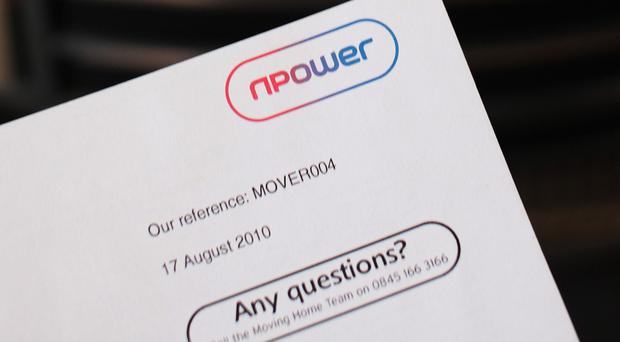 A customer service poll has given energy company npower the lowest rating