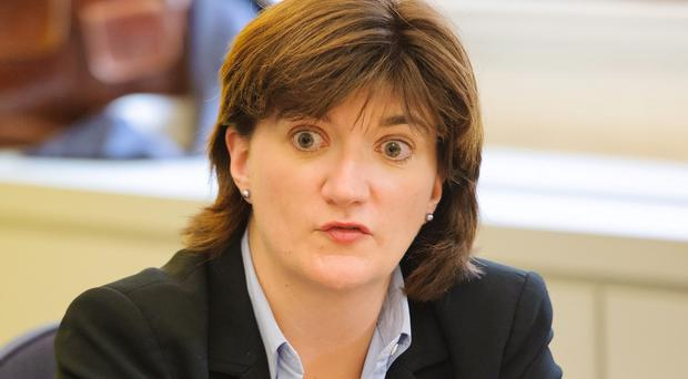 Nicky Morgan will be questioned about