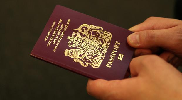 Unofficial websites which offer passport services have been targeted