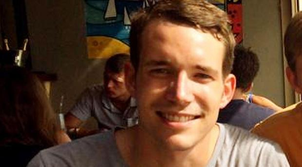 David Miller, who was found murdered on a beach on the Thai island of Koh Tao