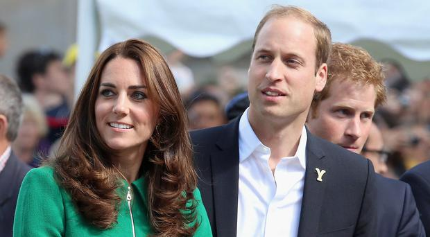 William and Kate are expecting their second child