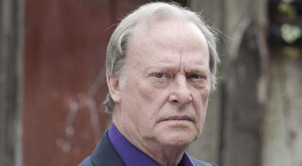 Dennis Waterman is quitting New Tricks