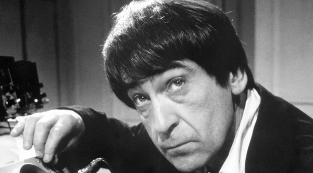 Patrick Troughton played the second incarnation of the Doctor
