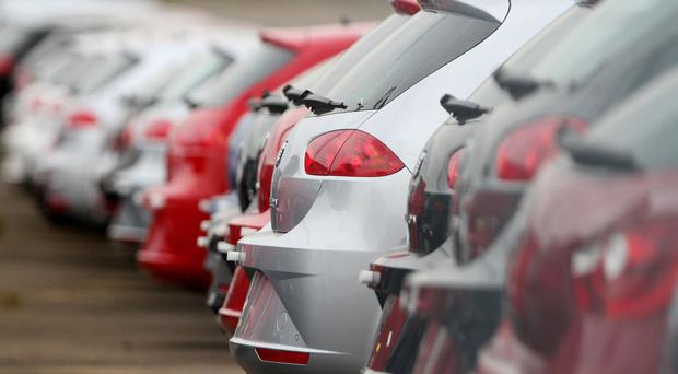 Drivers looking for a new car are planning to spend an average of £15,921, a study says
