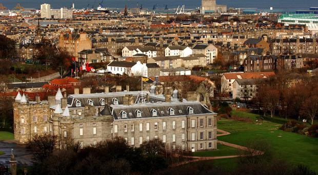 The SNP could win a third term at Holyrood, party leaders said after a poll