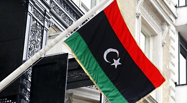 The couple were found dead in Libya