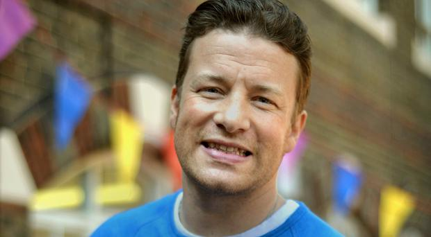 Jamie Oliver said he is considering getting a tattoo to mark his 40th birthday