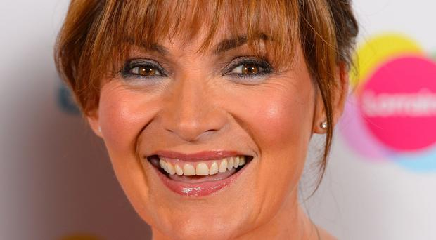 Lorraine Kelly said she finds it 'scary' to see how skinny celebrities are when she meets them