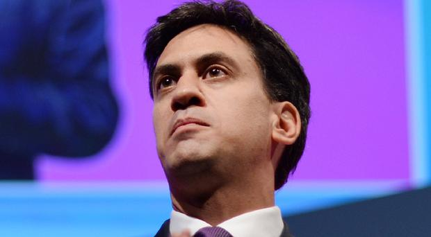 Labour leader Ed Miliband is laying out a 10-year plan to rebuild Britain