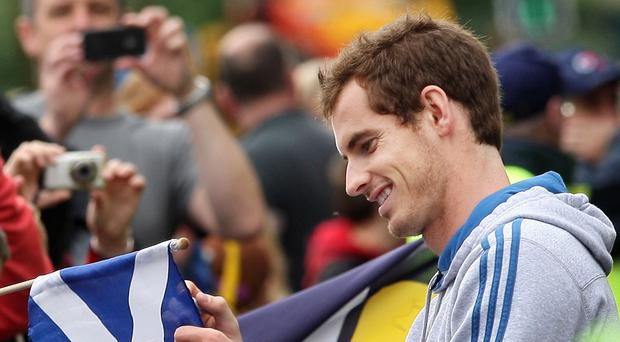 Andy Murray said he has no regrets about declaring his support for a Yes vote on the eve of the Scottish independence referendum