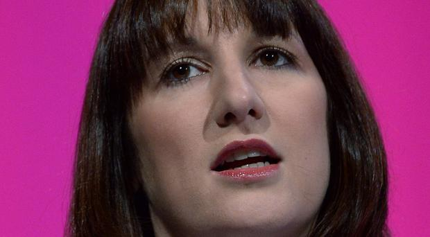 Shadow work and pensions secretary Rachel Reeves struggled when questioned about how much the state pension is worth